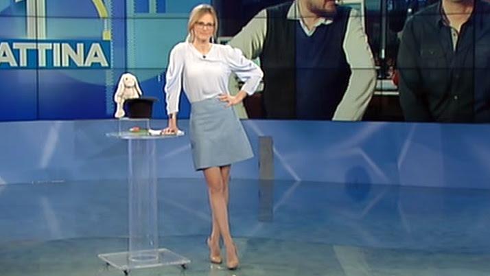 Francesca Fialdini, beleza italiana
