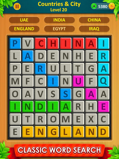 Word Game 2020 - Word Connect Puzzle Game apkdebit screenshots 10