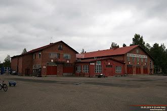 Photo: Lahden Autokori Oy i Villähde, 08.09.2009.