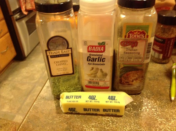 These are the other main ingredients I use to make the bread. PLEASE NOTE...