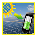 Fast Solar Charger (Prank) icon