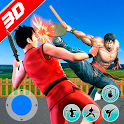 Kung Fu Real Master - Super Fighters 2019 icon