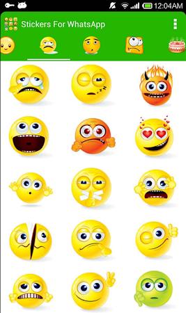 Stickers For WhatsApp 1.0 screenshot 118495