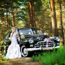 Wedding photographer Ulyana Pashkova-Vorobeva (UlyanaVorobyova). Photo of 16.07.2013