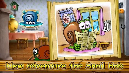 Snail Bob 2 Meet Grandpa - náhled