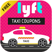 Free Taxi Ride Coupons for Lyft