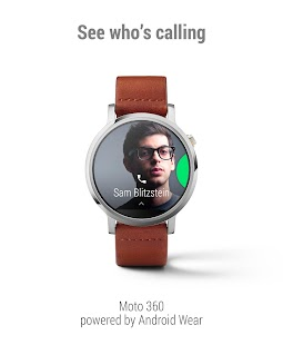 Android Wear - Smartwatch Screenshot 11