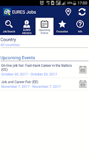 EURES - Your Job in Europe- screenshot thumbnail