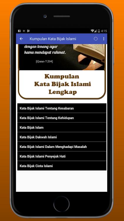 Kumpulan Kata Bijak Islami Lengkap Android Apps Appagg