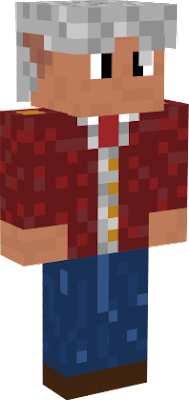 A cute little hobbit, who's looking for a nice, kind and really hobbity friend. Made in skin editor 3d on mobile XDDDD hope you'll like it
