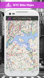 NYC Subway,Bus,Rail,Bike Maps screenshot 4