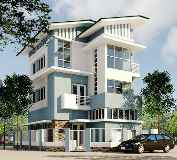 Top 128+ Màu sơn nhà đẹp - nội ngoại thất sang trọng nhìn là mê 2021