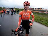 Marianne Vos heeft een overwinning geboekt in de Giro Rosa