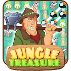 Connect - Jungle Treasures: Pets & Jewels icon