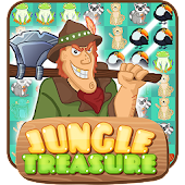 Connect - Jungle Treasures: Pets & Jewels