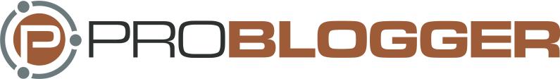ProBlogger Logo