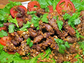 Photo: crisp-fried garlic-peppered pork