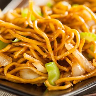 CrockPot Chow Mein