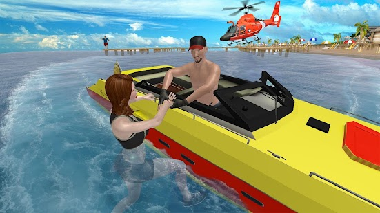 Coast Lifeguard Beach Rescue- screenshot thumbnail