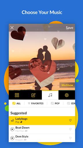 MoShow - Slideshow Maker, Photo & Video Editor 2.5.0.0 screenshots 3
