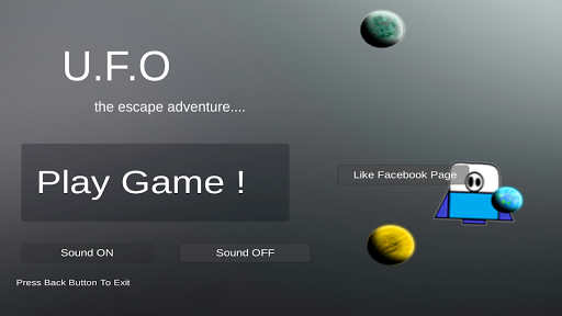 UFO : The Escape Adventure