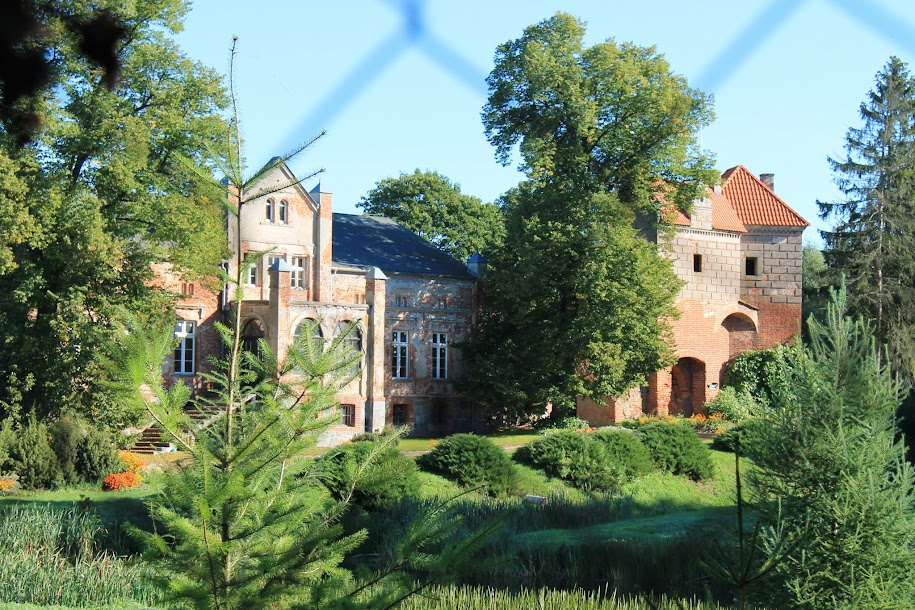 Zamek Kiszewski