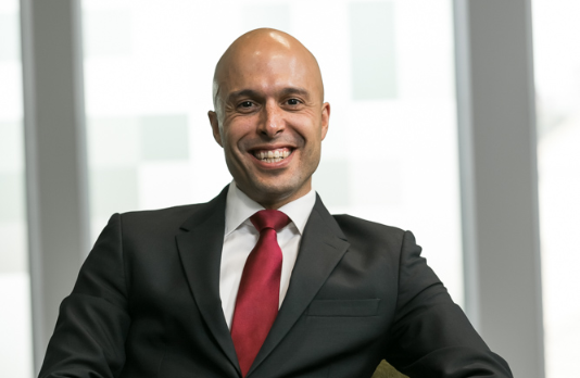 Leon Ayo, CEO of Odgers Berndtson Sub-Saharan Africa