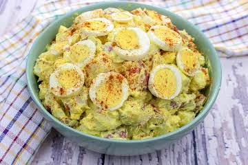 Robin's Easy Potato Salad