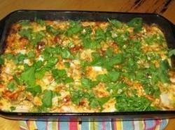Fireman Bob's Vegetarian Casserole My Way... Recipe