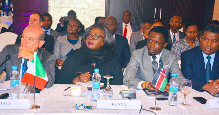 Kenya elected to chair Contact Group on Piracy off the Coast