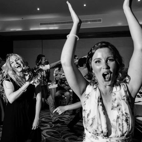 Fotógrafo de bodas Evgeniya Kostyaeva (evgeniakostiaeva). Foto del 29.11.2017