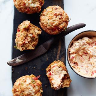 Pimento Cheese Muffins Recipe