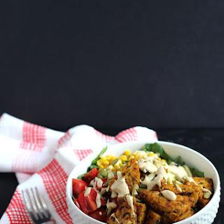 Vegan Curry Tempeh Salad Recipe