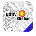 Khabar Daily All India Live icon