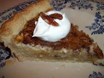 ~ Pecan Cheesecake Pie ~ Easy