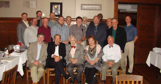 May 2016: Past Presidents Forum