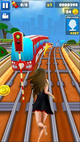 Subway Princess Run Apk Download Free for PC, smart TV