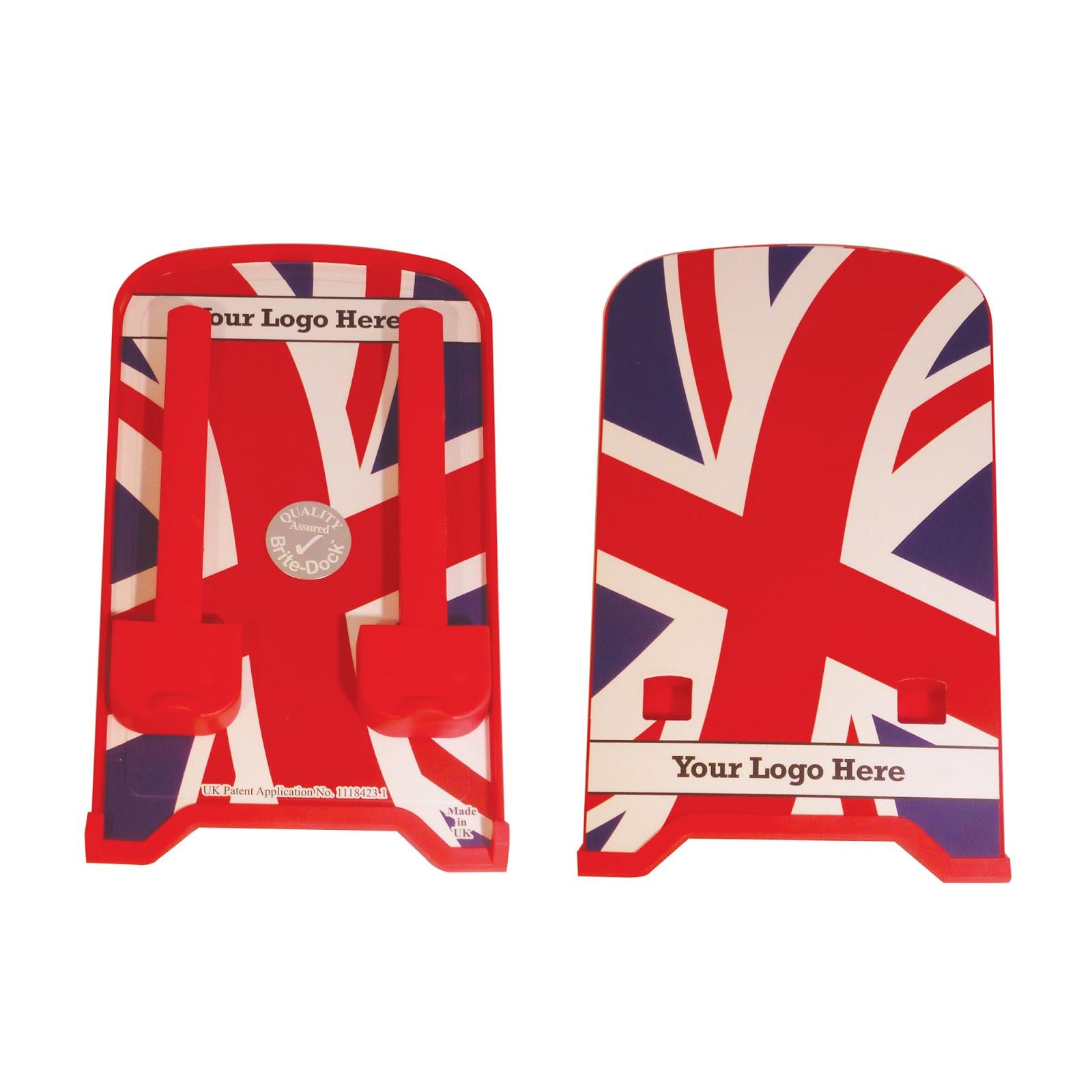 Brite-Dock® Smartphone Desk Stand