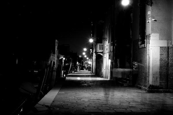 Luci a Venezia di Andrea F