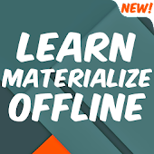 Learn Materialize Offline