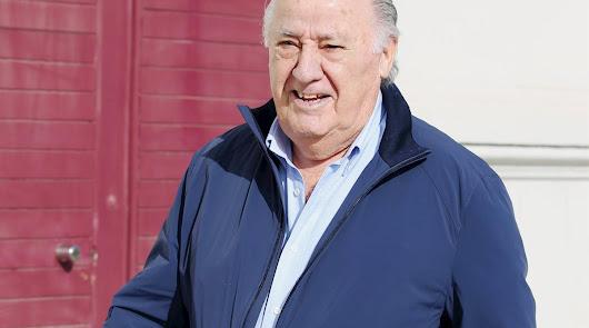 Proponen a Amancio Ortega como Premio Princesa de Asturias