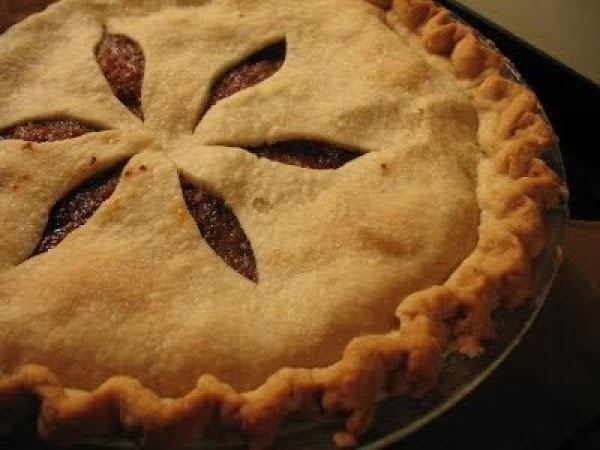 Tourtiere (french Meat Pie) Recipe