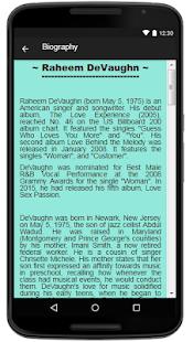 Raheem DeVaughn Lyrics Music - náhled