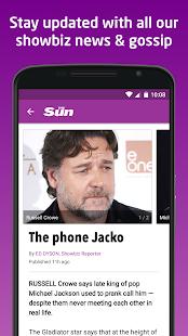App The Sun: News, Sport & Celeb APK for Windows Phone