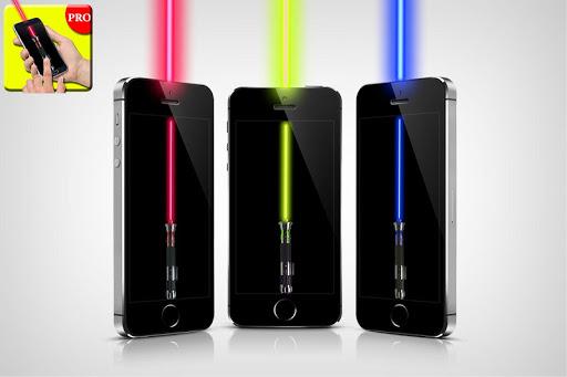 Laser pointer - flashlight
