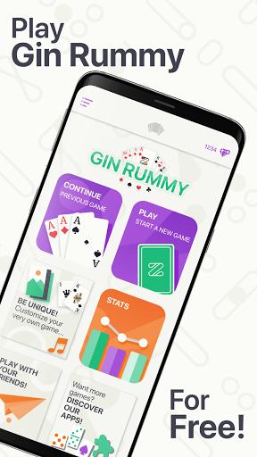 ZGA Gin Rummy 1.4.0 screenshots 1