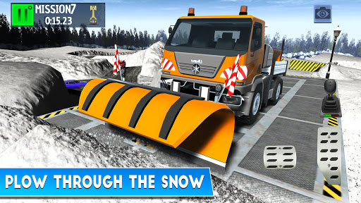 Winter Ski Park: Snow Driver Apk 1