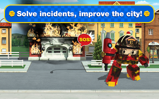 Robocar Poli: City Games 1.0 screenshots 18