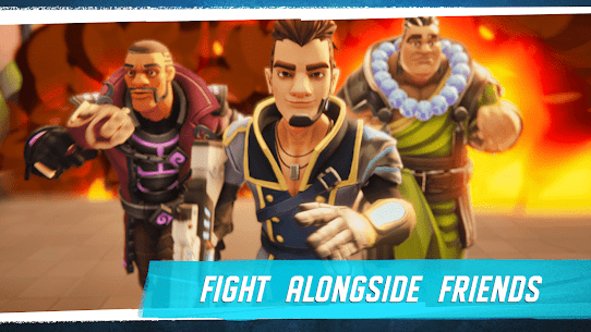 Heroes of Warland – Online 3v3 PvP Action Apk Download For Android and Iphone 2