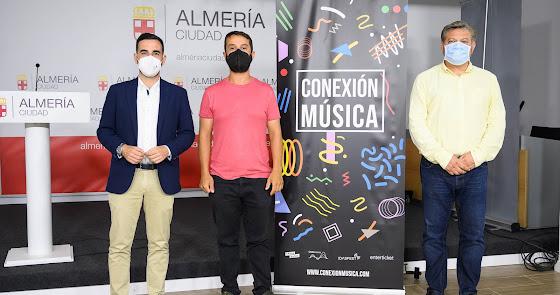 Almería y Cooltural Fest se proyectarán como sede de debate de 'Conexión Música'